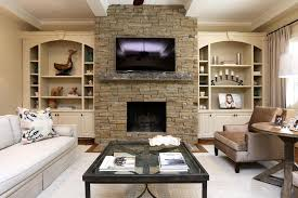 fireplace built in cabinets custom built ins for living room impressive eclectic home interior 0