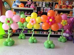 flowers and balloons flower balloons balloon decorations tierra este 54161