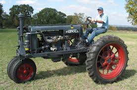 harold sohner u0027s 1927 farmall regular