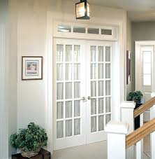 15 light french door 15 light interior door double light raised grid doors with looping