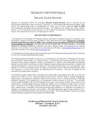 Cover Letter For Online Application by Security Guard Cover Letter Example
