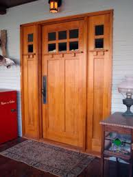 apartments lovely craftsman wood entry door design with classic