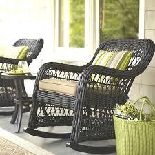 Desig For Black Wicker Patio Furniture Ideas Black Wicker Outdoor Furniture Design Ideas Home Design Ideas