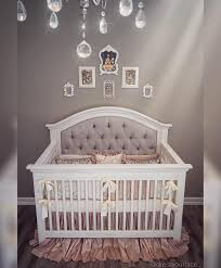 Convertible Cribs Custom Tufted Convertible Crib Furniture In Los Angeles