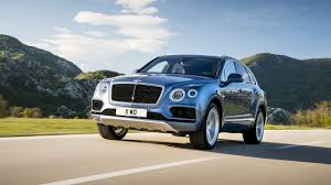bentley sports car 2016 bentley bentayga already recalled for loose seat and instrument panel