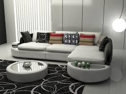 ensemble de canapé canapé angle en cuir vachette blanc
