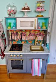 Wood Designs Play Kitchen Ikea Duktig Refrigerator Pottery Barn Play Kitchen Used Play