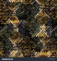 seamless pattern design snakeskin background stock