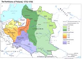 russia map before partition general ignacy hilary ledochowski 1789 1870 commander of the