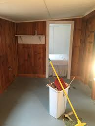 Level A Floor For Laminate The Yellow Cape Cod Diy Installing Click Laminate Floors At The
