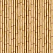 seamless wood bamboo poles as wall or curtain background http