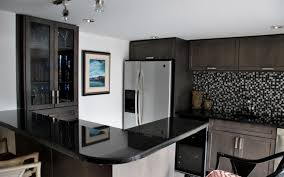 black granite countertops with white cabinets brilliant black granite countertops backsplash ideas also absolute