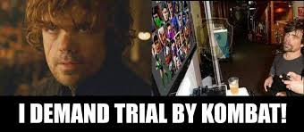 Tyrion Meme - tyrion lannister s trial as told by fan made memes lerage shirts