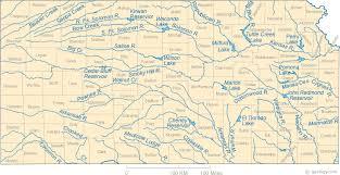 usa map kansas state map of kansas