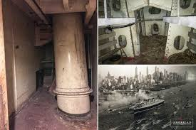 ghosts of the queen mary american expeditioners