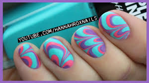 water marble nail art for beginners image collections nail art