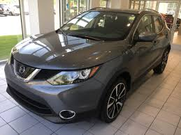 nissan murano 2017 platinum 2017 nissan rogue sport sl with premium and platinum packages now
