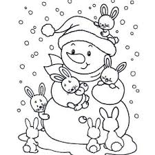 coloring pages winter coloring pages kids coloring books