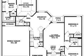 3 bedroom 2 bathroom house plans 40 cool house plans floor plans 3 bed 2 bath 3 bedroom 2 bath