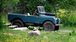 land rover 1940 живая легенда land rover i клуб вседорожного туризма