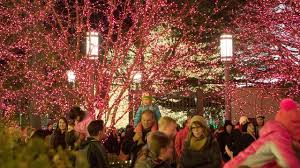 temple square lights 2017 schedule celebrate the christmas season on temple square in salt lake city