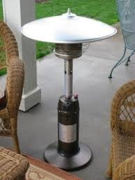 Patio Table Heaters Patio Heater With Table Foter