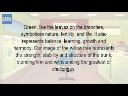 what is the meaning of a willow tree