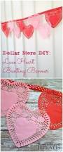 Heart Home Decor Love Heart Backdrop Tutorial 15 Lovey Dovey Diy Valentine U0027s Day