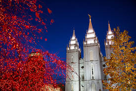 temple square flips the switch on 2016 christmas lights church