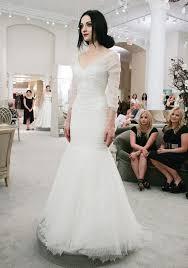 Winter Wedding Dresses 2011 Say Yes To The Dress Emily Ellis Monique Lhuillier Dress