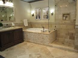 20 stunning pictures of travertine bathroom tile ideas