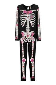 Skeleton Costume Skeleton Costume Black Skeleton Ladies H U0026m Gb