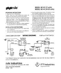 rule 1500 bilge pump wiring diagram wiring diagram simonand
