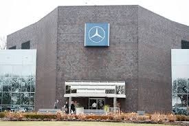 mercedes montvale nj mercedes moving headquarters from jersey to atlanta times