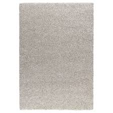 White Shag Rug Ikea Concept Large Area Rugs Ikea Sanderum Rug High Pile Gray White
