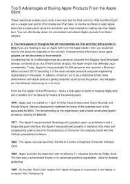 Apple Store Resume Top5advantagesofbuyingappleproductsfromtheapplestore 20130115 180522 130115063530 Phpapp01 Thumbnail 4 Jpg Cb U003d1358231738
