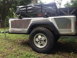 jeep offroad trailer my aqualu jeep box trailer build the adventure portal forums