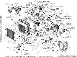 ford truck technical drawings and schematics section f heating
