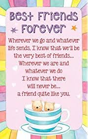 shall we be best friends forever funny birthday card amazon co