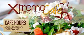 xtreme healthy café u2014 edison nj