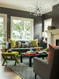 Living Room Ideas With Gray Sofa Brown Furniture Decor Ideas A Brown Leather Sofa Decor Ideas