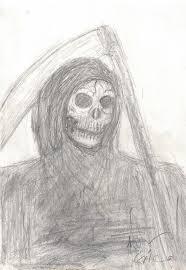 grim reaper sketch by tatsutd on deviantart