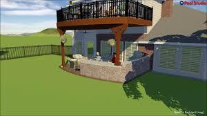 Outdoor Kitchen Frisco Balcony U0026 Custom Outdoor Kitchen Mckinney Tx Youtube