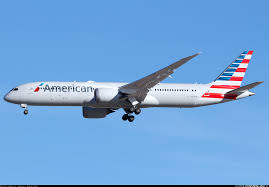 boeing 787 9 dreamliner american airlines aviation photo