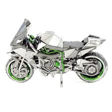 kawasaki fascinations metal earth 3d metal model diy kits unique gifts