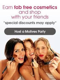 host a motives cosmetics beauty trunk show