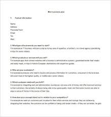 business plan template u2013 97 free word excel pdf psd indesign
