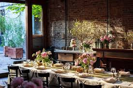 14 small wedding venues in new york city weddingwire