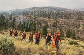 Wildfire Kootenays by Yukon Firefighters Help Battle B C Wildfires The Free Press