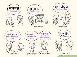 how to learn hindi with pictures wikihow